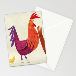Nerw Morning Parade Stationery Cards