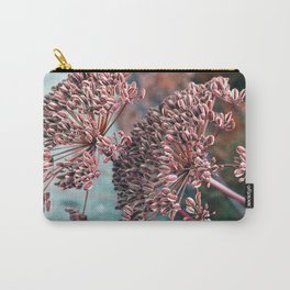 RED FLOWERHEAD Carry-All Pouch