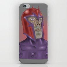 Magneto iPhone & iPod Skin