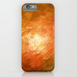 Ignition Cognition Abstract iPhone Case