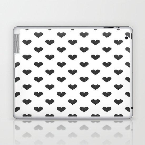 Hearts PB Laptop & iPad Skin