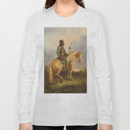Chief Pachycephalosaurus Long Sleeve T-shirt