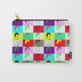 Self popart Carry-All Pouch