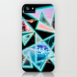 Leng Pattern 6iii iPhone Case