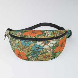 70s Plate Fanny Pack