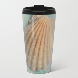 She sells sea shells... Travel Mug