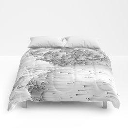Japanese Glitch Art No.1 Comforters