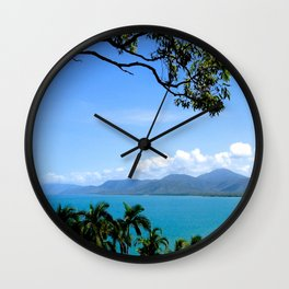 Port Douglas Wall Clock