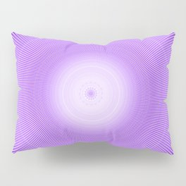 Radiance Mandala Pillow Sham