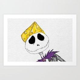Jackcheese Art Print
