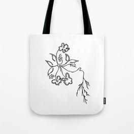 Flowers #3 Tote Bag