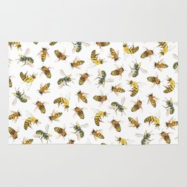 Honey to the Bee Rug
