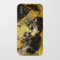 death iPhone & iPod Cases featuring 'Til Death do us part by Fresh Doodle - JP Valderrama