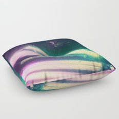 The Humming Dragonfly Floor Pillow