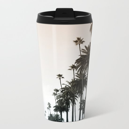 Los Angeles Metal Travel Mug
