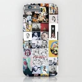 Mac Miller Mix 01 iPhone Case
