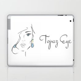 Topaz eye Laptop & iPad Skin