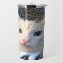 METRIC CAT Travel Mug