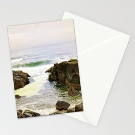 Yachats Oregon - Upon The Rocks Stationery Cards