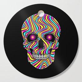 Skull Candy Cutting Board