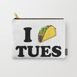 I taco tuesday Carry-All Pouch
