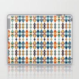 Mid Century Drop Pattern Laptop & iPad Skin