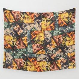 LSD Flesh Of The Devil Collage Wall Tapestry
