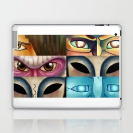 If You Must Blink Laptop & iPad Skin