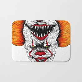 Pennywise Bath Mat