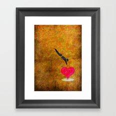 Jumpin' Love Framed Art Print
