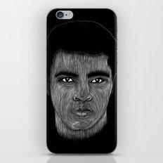 Mohamed Ali 2 iPhone & iPod Skin