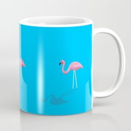 Mr. Flamingo Coffee Mug