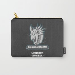 Monster Hunter All Stars - The Dondruma Hurricanes Carry-All Pouch