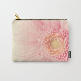 Pastel Pink Macro Carry-All Pouch