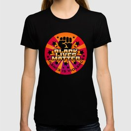 BLM-Silence is Violence T-shirt