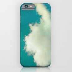 Genie in a Bottle.  Cloud Photography.  Turquoise iPhone 6s Slim Case