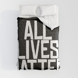 All Lives Matters Comforters