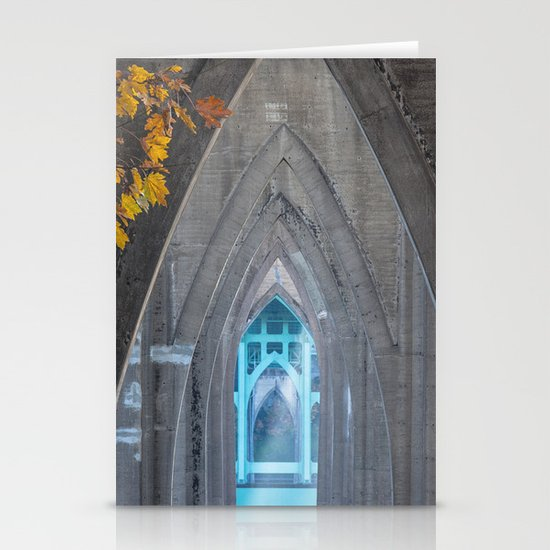"Saint John's ""Cathedral"" Stationery Cards"