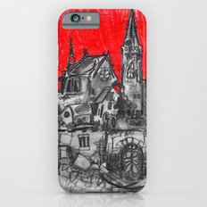 1991 - Imaginary French Village (High Res) iPhone 6s Slim Case