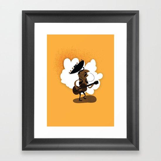 """""""El"""" Framed Art Print"""
