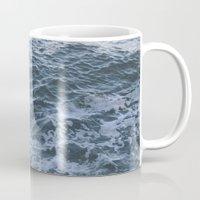 rush Mugs featuring Rush by Olivia