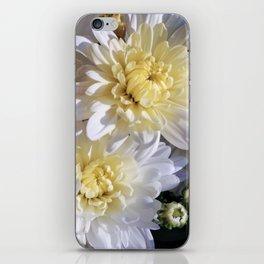 Fall Mums iPhone Skin
