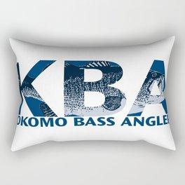 KBA Rectangular Pillow