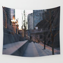 Stairwell Wall Tapestry