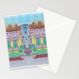 Meet me at the Mansion Stationery Cards