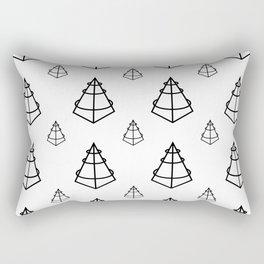 loopring - Crypto Fashion Art (Large) Rectangular Pillow