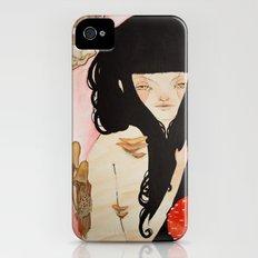 Amanita - Mushroom Death Slim Case iPhone (4, 4s)