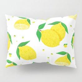 Big Lemon pattern Pillow Sham