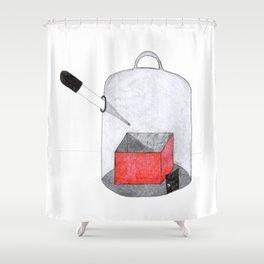 (ex)Tender Shower Curtain
