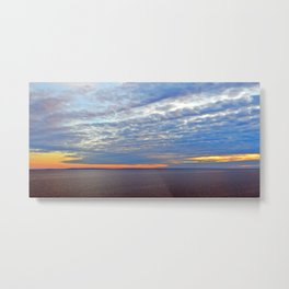 Northumberland Strait at Dusk Metal Print